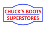 Chuck's Boots Superstores logo