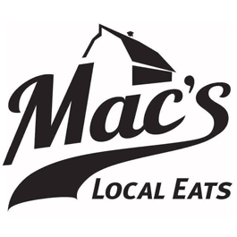 Mac's Local Eats logo