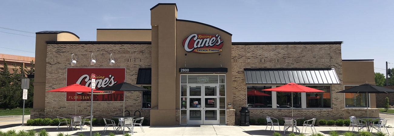 Raising Cane's Restaurant