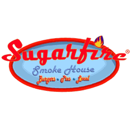 Sugarfire Smoke House logo