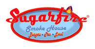 Sugarfire Smoke House logo